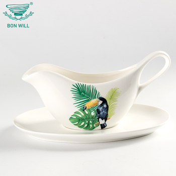 High quality hotel restaurant durable white porcelain biscuit milk cup and saucer