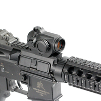 Hunting 1x20 tactical red dot laser sight for M4 AR15 rifle