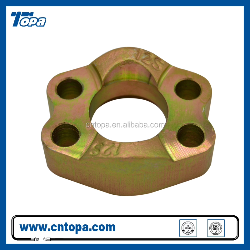 China supplier auto whole flange clamp