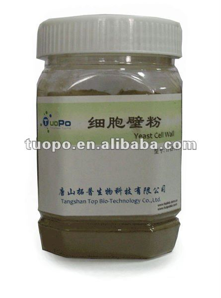 natural yeast cell wall as for health care products rich in Beta-Glucan and MOS