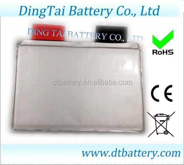 lithium ion lifepo4 battery cells pouch battery 3.2v 50ah for storage battery