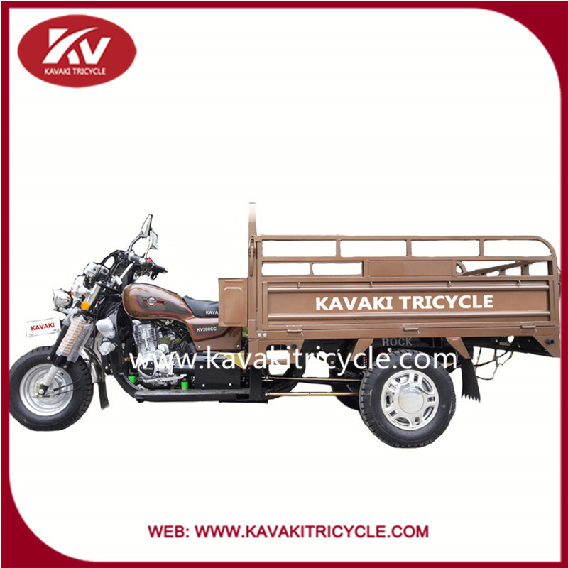 High Quality KV150ZH-A Cargo Tricycle /China Three Wheel Motorcycle/Delivery Taxis For Cargo Transportation Hot Sale In Africa