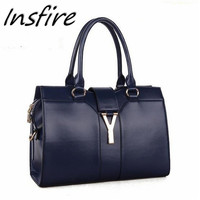 Fashion real leather handbag fashionable new stylish bags women's handbag 2016