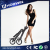 Battery Powered electric 49cc pocket food cart chopper bike from Horwin