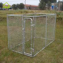 Chain Link Large Metal Wire Dog Kennel