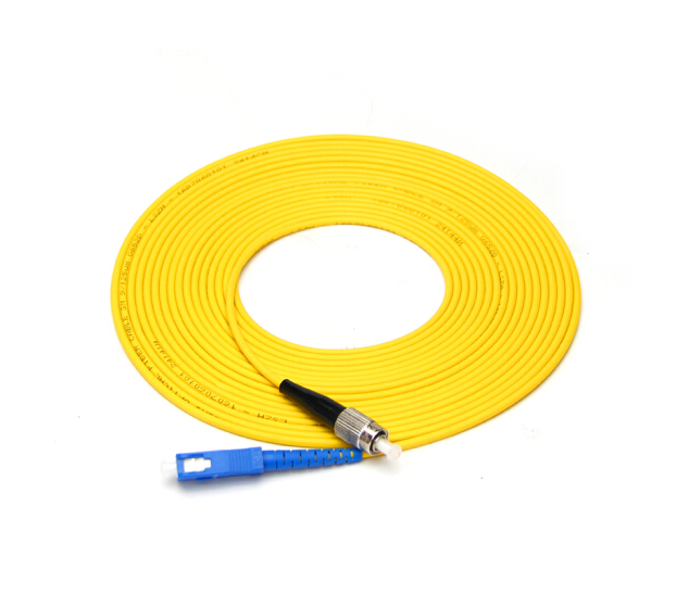 Sc/LC/FC/St PC/APC Fiber Optic Indoor Outdoor Patch Cord