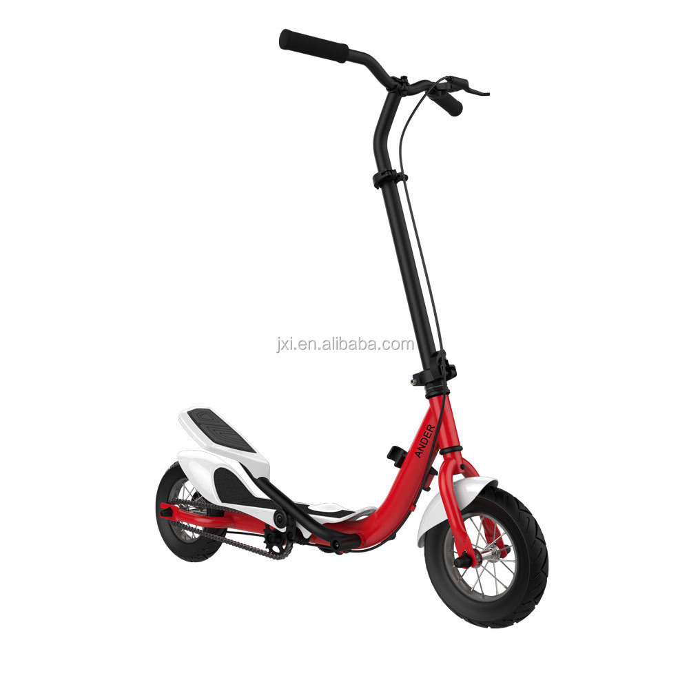 Top selling 10 inch stepper bike comfortable balance scooter