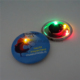 40mm 44mm 50mm 58mm 65mm 70mm 75mm round LED flash button badge