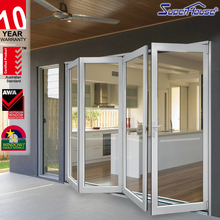 Europe style low e storm luxury entrance doors