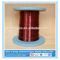 Class 130,155,180,200 Enameled Copper Wire Coil for Transformer/ Motor Winding