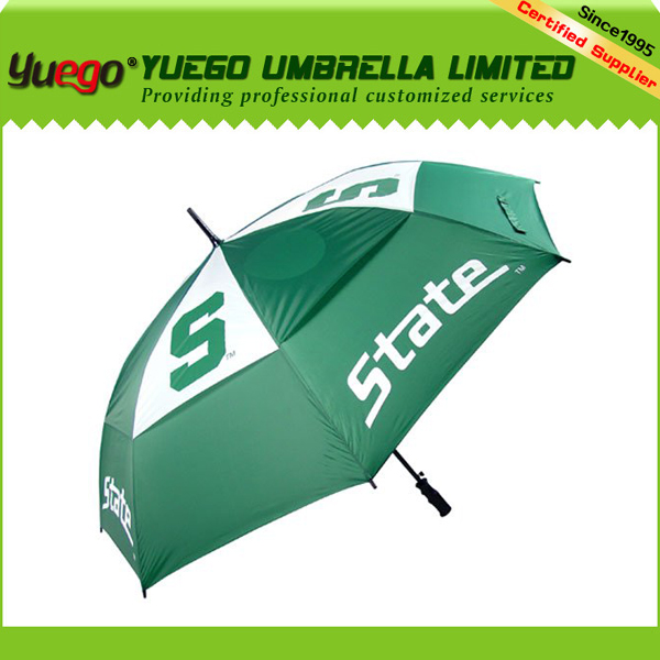2017 new product cheap golf windstorm umbrella