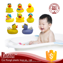 Hot sell mini rubber duck With Stable Function
