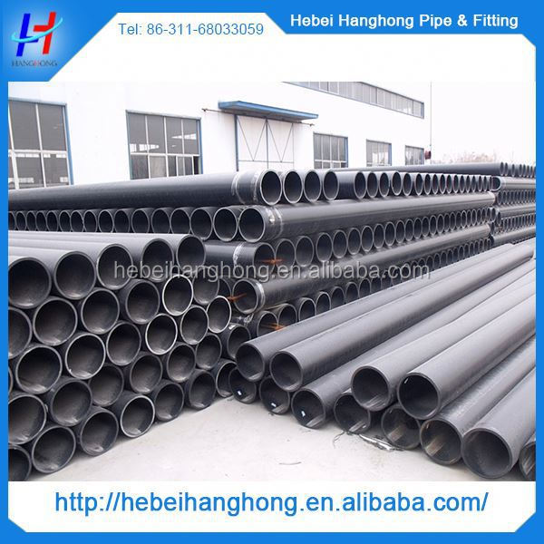 Trade Assurance Manufacturer blue plastic water pipe