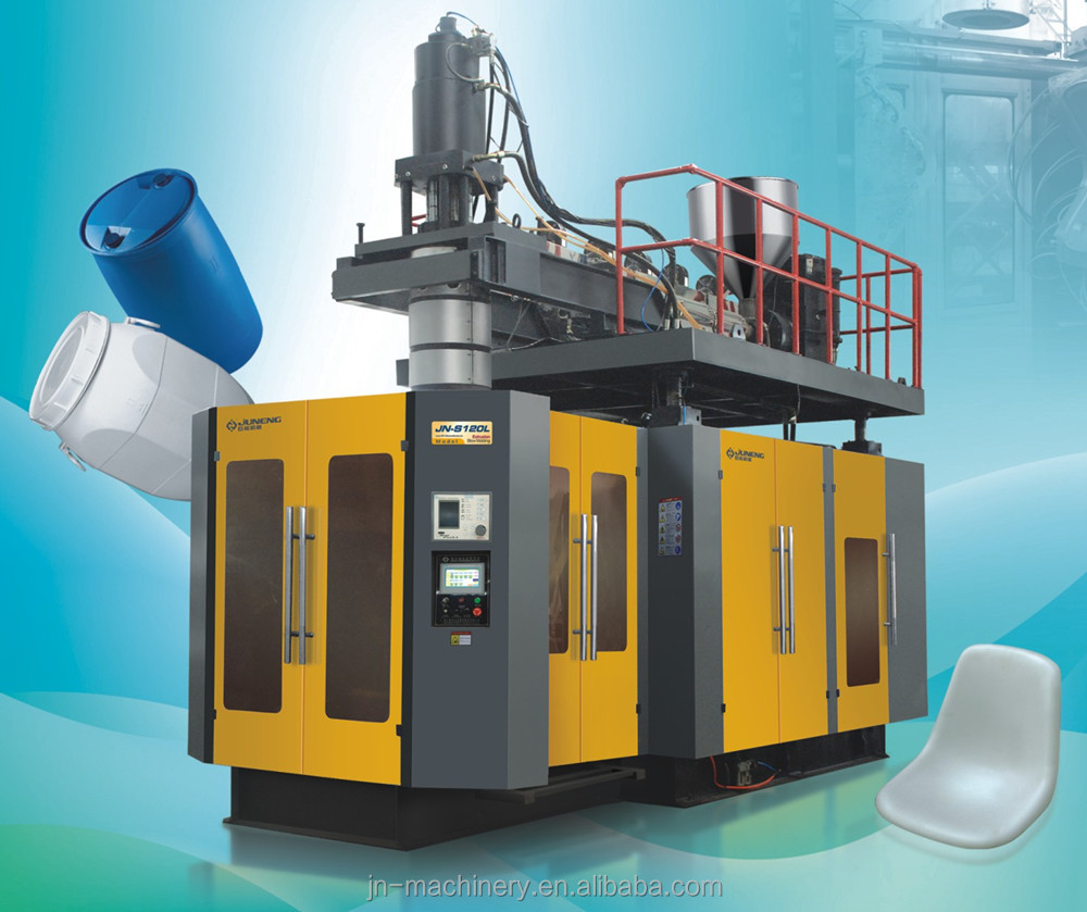 JN-S80L plastic bottle extruder machine