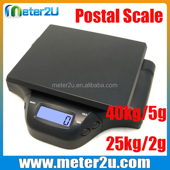 factory price black platform postal weight scale chart