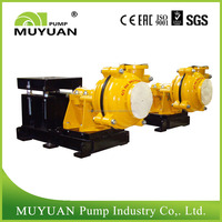 High Efficiency Coal Mining Ash Centrifugal Slurry Pump for Ball Mill