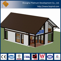 Australia Standard China Manufacture Luxury Modern Cheap Prefabricated Home Villa