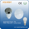 cost-effective led light parts 7W base b22