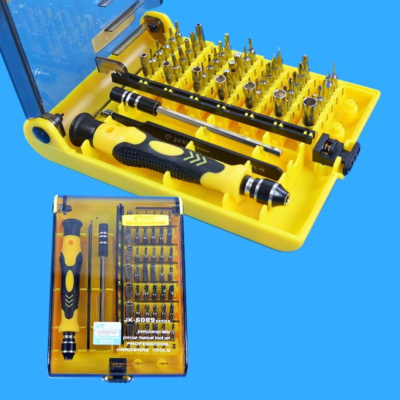 Torx Cell Phone 45in1 Repair Tool Precision Hand Screwdriver Set