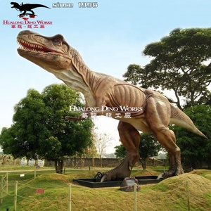 Outdoor Indoor Artificial Dinosaur For Dinosaur Park
