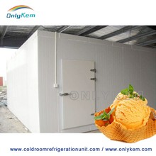 insulation panel cold room cold storage for sea food fish meat