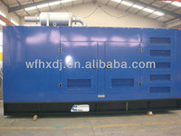 CE ISO 10-1875KVA diesel generators for home use with good price