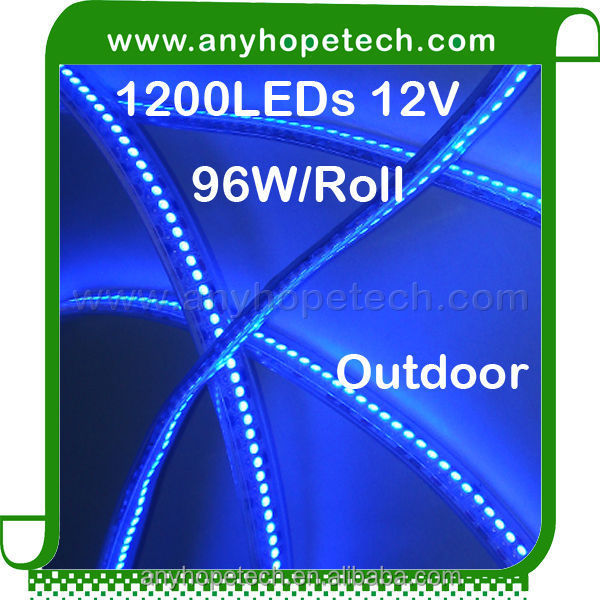 UL 240 led per meter 19.2W CRI90 2700K DC24V Flexible LED light strips