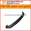 Carbon fiber car roof spoiler for BMW F20 135I rear window wing lip