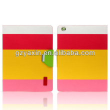 2013 new back cover with wholesale table case for ipad 2 3 4 manufacturer