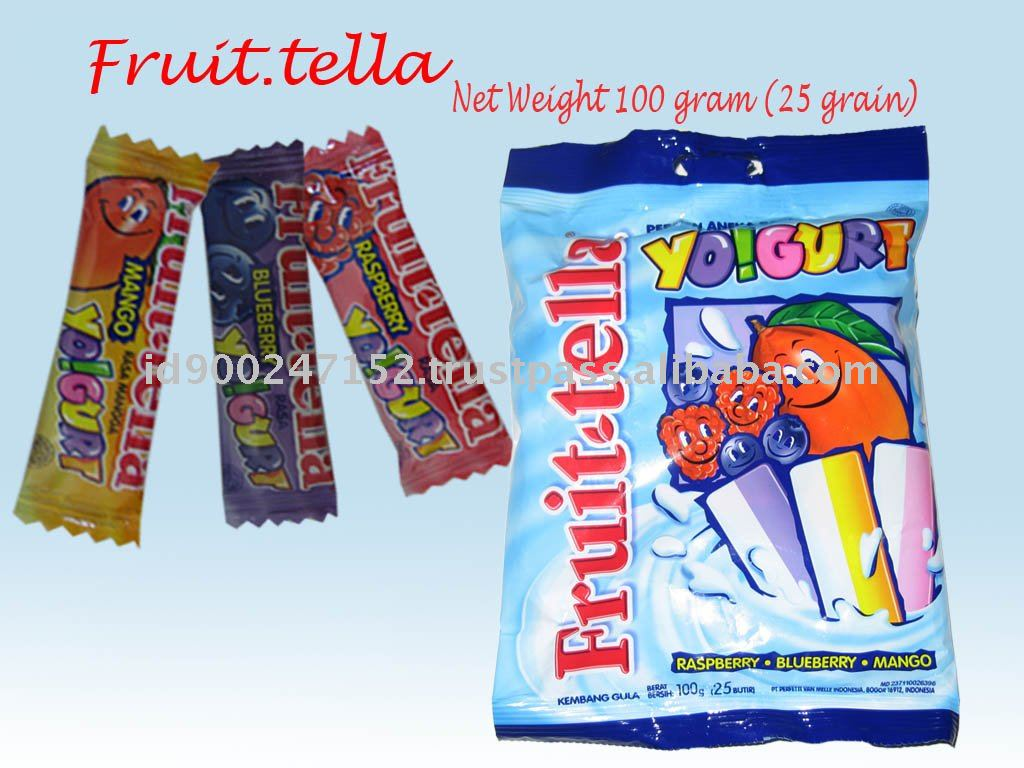 Fruttella Yogurt Candies