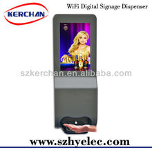 Dispenser with screen new inventions in china
