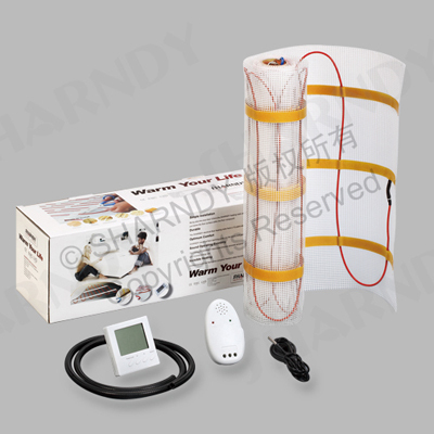 Online Shopping China Manufacturer Supplier Factory SHARNDY with CE mark DIY cable kit system under tiles