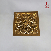wholesalers square brass garage floor drain covers