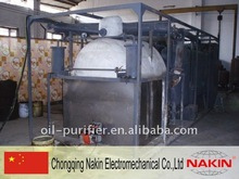 Used Engine And Motor Oil Recycling Machine, Oil Reconditioning Machine