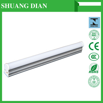 T5 LED tube integrated led tube with aluminum base real china factory 9w/12w/18w led tube