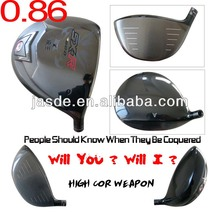 [2-pc cast]Golf High COR Driver .HI-COR Driver Club Head