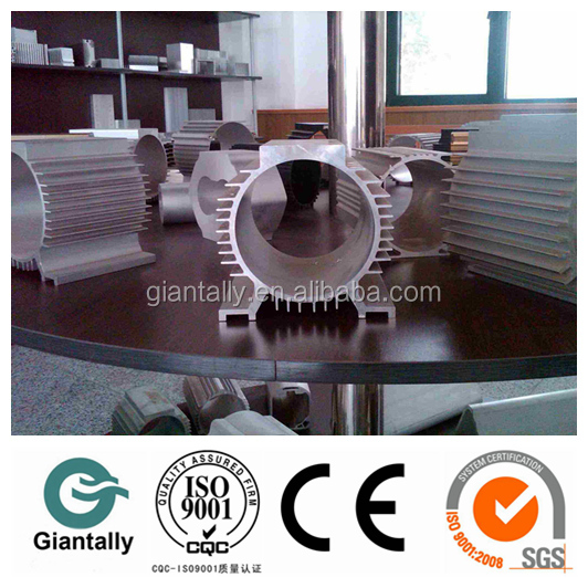 Aluminum Extrusion Motor Housing/Shell/Case