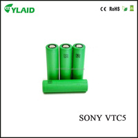 18650 li polymer battery vtc5 30A 2600mah for sony rechargeable motorcycle battery
