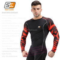Stan Caleb High Quality Hot Sale Sports Running Compression Fitness Wear