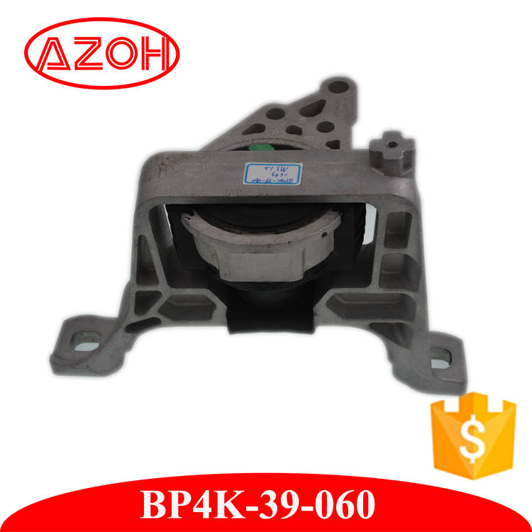 High Quality Mazda 3 M3 Rubber Auto Parts Engine Rubber Mount BP4K-39-060 mount engine