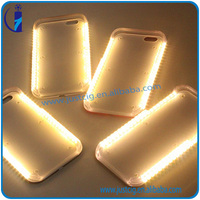LED Mobile Phone Illuminated Light Cell Phone Case from JC