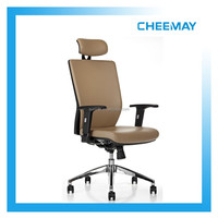 BIFMA bionic design high back hotel/ commerical/ office beauty chair with lumbar support