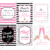 Bachelorette Party Decor Wine Bottle Labels