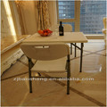 87CM Plastic Square Folding Table With High Quality And Competitive Quality