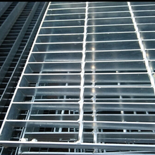 Factory direct sale galvanized steel grating/galvanized floor grating