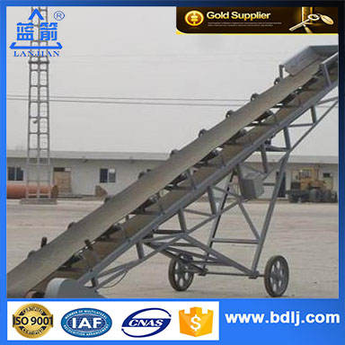 Well-known Brand Lianjian 8m Coal Mine Used Oil Resistant Rubber Belt Conveyor