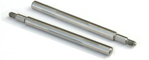 high precision SS NP Metric Extractable Dowel Pins