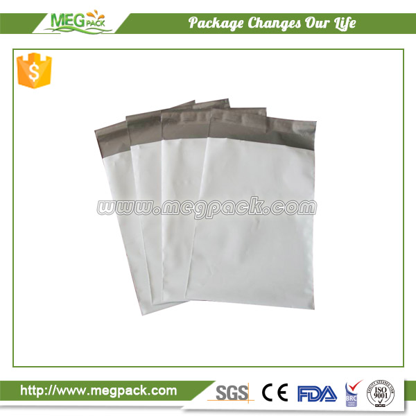 White or colored Mailing Bag Poly Shipping Envelopes Express Bag