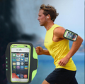 Waterproof running armband