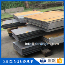 Hot rolled ss41 price list plate steel